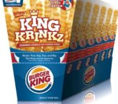 Burger King Licensed French Fries